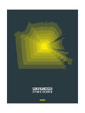 San Francisco Radiant Map 1