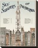 Skyscrapers of Philadelphia  c 1898