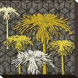 Dandelion on Tumbling Blocks