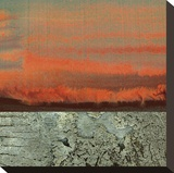 Limestone Sunset