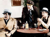 THE STING  from left: Robert Shaw  Robert Redford  Paul Newman  1973