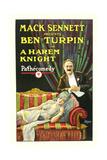 A Harem Knight  Ben Turpin  Madeline Hurlock  1926