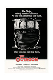 THE OCTAGON  US poster  Chuck Norris  1980 © American Cinema Releasing/courtesy Everett Collection