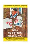 To Kill a Mockingbird  Gregory Peck  1962