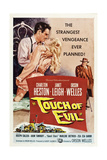 Touch of Evil  Charlton Heston  Janet Leigh  Orson Welles  1958