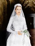 THE WEDDING IN MONACO  Grace Kelly  1956