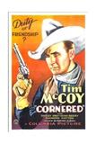 Cornered  Tim McCoy  1932