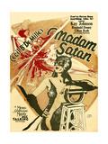 MADAM SATAN  Kay Johnson  window card  1930