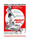 43: THE RICHARD PETTY STORY  (aka SMASH-UP ALLEY)  Richard Petty (bottom right)  1974