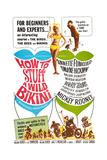How to Stuff a Wild Bikini  Mary Hughes; Mickey Rooney  1965