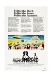 Amarcord  US poster  1973
