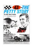 43: THE RICHARD PETTY STORY  (aka SMASH-UP ALLEY)  Richard Petty  1974