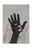 To Kill a Mockingbird  (Zabic Drozda)  Polish poster  Brock Peters  1962