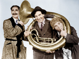 A Day at the Races  Groucho Marx  Chico Marx  Harpo Marx  1937