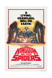 Kingdom of the Spiders  US poster  1977
