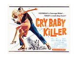 Cry Baby Killer  title card  1958