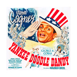 Yankee Doodle Dandy  US poster  James Cagney  1942