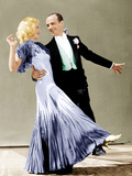 The Gay Divorce  Ginger Rogers  Fred Astaire  1934