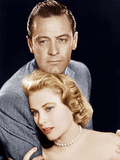 THE COUNTRY GIRL  from left: William Holden  Grace Kelly  1954