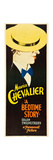 A Bedtime Story  Maurice Chevalier on US insert poster  1933