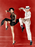 THE BAND WAGON  from left: Cyd Charisse  Fred Astaire  1953