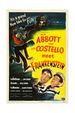 Abbott and Costello Meet Frankenstein  Lou Costello  Bud Abbott  1948