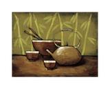 Bamboo Tea Room II