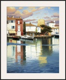 Harbor at Morning Light