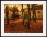 Village en Automne