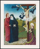 Crucifixion with Mary  John and Magdalene