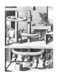 17th Century Milling Machine  Artwork