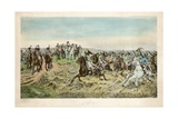 Charge of the French Cuirassiers at Friedland on 14 June 1807