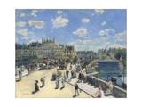 Pont Neuf  Paris  1872