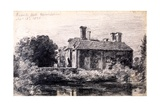 Knowle Hall  1820