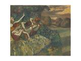 Four Dancers  C1899