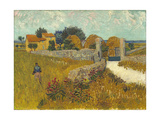Farmhouse in Provence  1888
