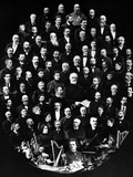 A Montage of Portraits Showing Teachers at the St Petersburg Conservatoire  Russia's Oldest…