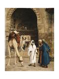 A Dispute Among Arabs; Dispute D'Arabes  1872