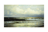 Sunlit Clouds and Sea  1897