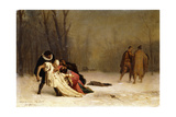 The Duel after the Ball; Sortie Du Bal Masque