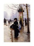 A Parisian; Une Parisienne