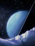 Artwork of Uranus