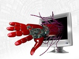 Technophobia  Conceptual Artwork