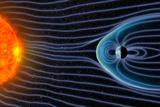 Earth's Magnetosphere  Artwork