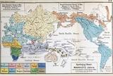 Ernst Haeckel Map Lemuria Human Origins