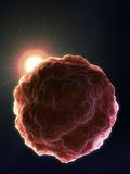 Stem Cell Research  Conceptual Artwork