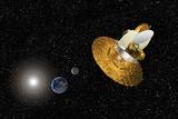 WMAP Spacecraft  Artwork