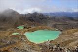 Volcanic Lakes  New Zealand