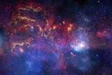 Milky Way Galactic Centre  Composite