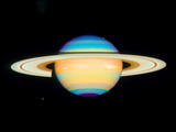 Hubble View of Saturn